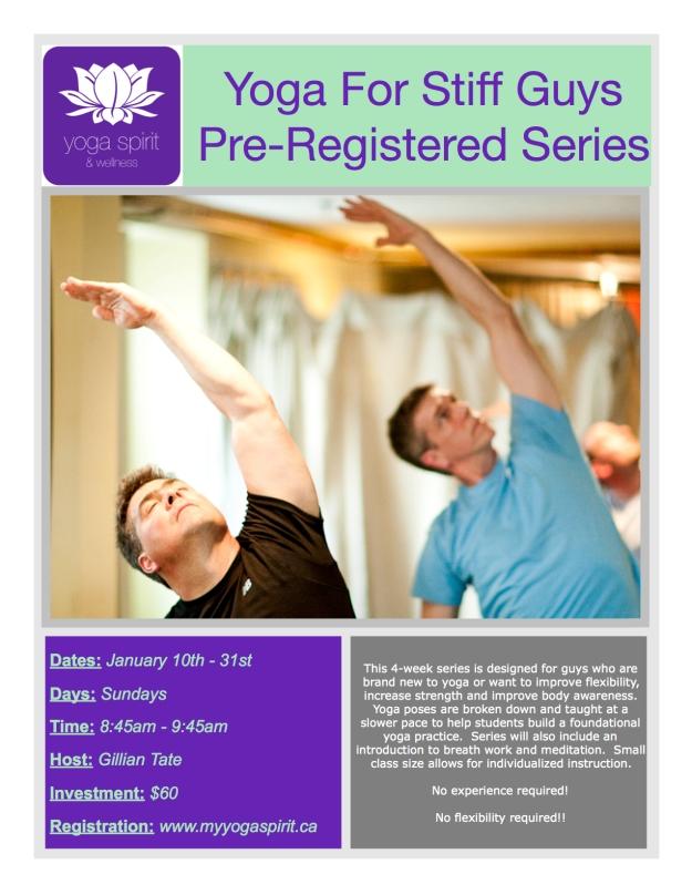 Yoga For Stiff Guys January 2016